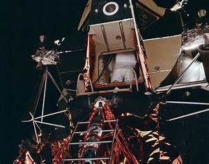 Astronauts return to Lunar Module | NASA's Apollo 11 ...