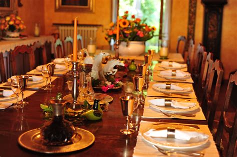 Set Your Table And Set The Stage For A Higher Sale Price
