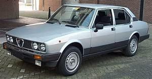 Alfa Romeo Alfetta 1973-1987 Service Repair Manual