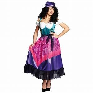 Deguisement Princesse Disney Adulte : d guisement esm ralda adulte femme gitane la magie du ~ Mglfilm.com Idées de Décoration