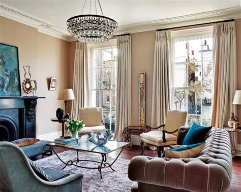 sophisticated interior design  notting hill adorable home