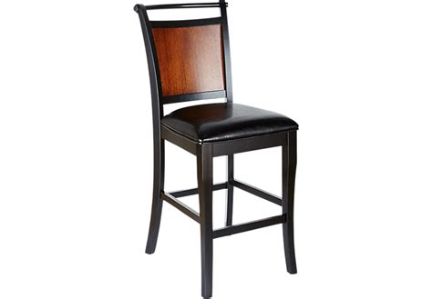 Orland Park Black Counter Height Stool  Barstools Colors