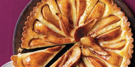pear tart recipe dessert recipes  womansdaycom