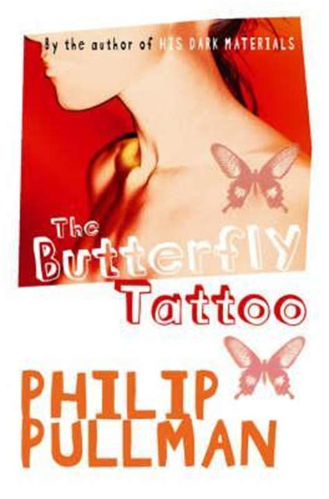 butterfly tattoo  philip pullman