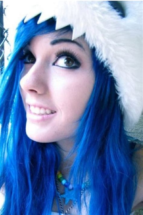 Im So Jealous Of Everyone Who Can Pull Off Blue Hair Okkk