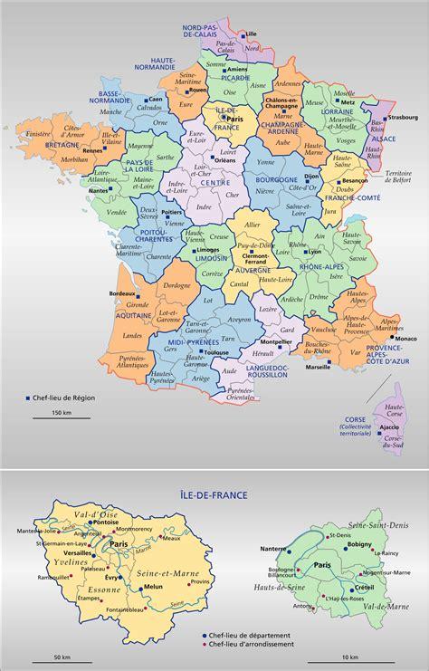 Carte De Par Departement 2018 by Infos Sur Departement Region Arts Et Voyages