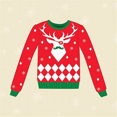 Sweater Ugly Border Clipart Clip Cliparts