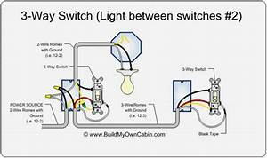 Solved  How To Wire A 2 Way Switch On Stairs In U K