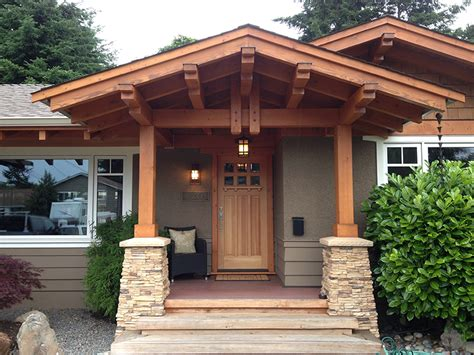 white rock renovation home timber frame homes