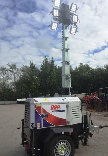 gap adds  led lighting tower fleet