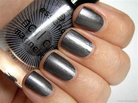 68 Best Images About Metallic Nails On Pinterest