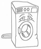 Appliances Coloring Pages Appliances2 sketch template