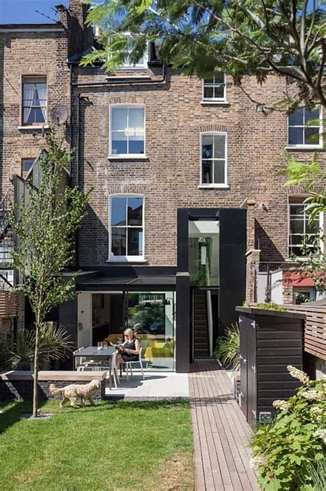 victorian terrace house renovation  vibrant east london