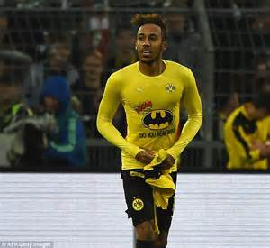 Pierre-Emerick Aubameyang: I do not want to join Arsenal ...