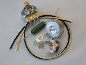 Custom Spec Wiring Harness Upgrade Kit For P Bass Cts Pots