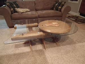 Star Trek USS Enterprise NCC 1701-C Coffee Table - The