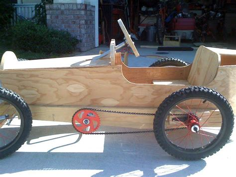 chapter  dont   cranky wooden  kart wooden