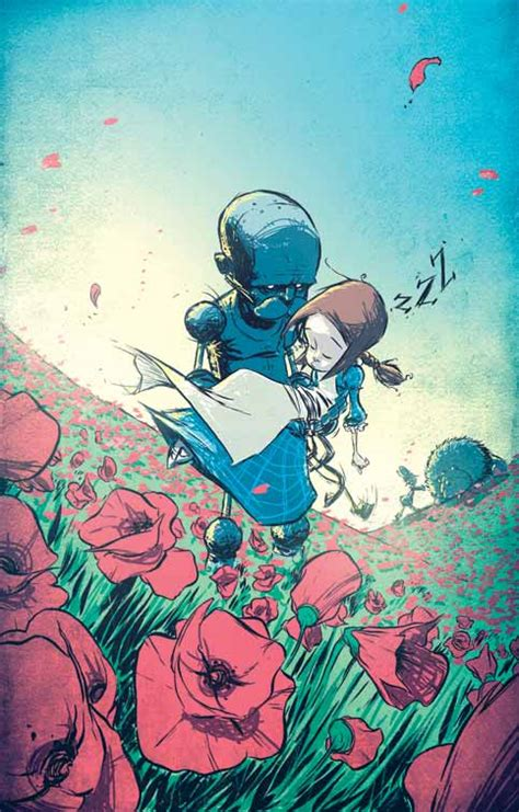 foto de Comic Book Artist: Skottie Young