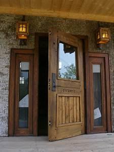 Antique, Doors