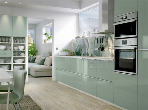 10 Best Ideas About Mint Green Kitchen On Pinterest