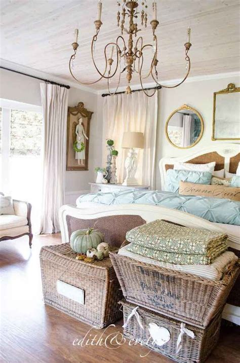 Country Bedroom Decor by Country Fall Home Tour Country