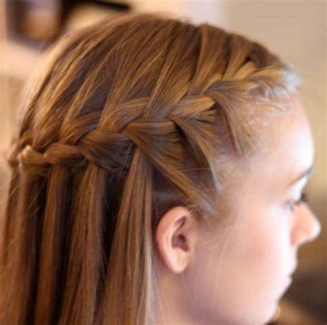 Acconciature capelli con treccia (Foto) Bellezza PourFemme