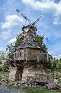 Campanópolis - Medieval Village: Windmill in Buenos Aires ...
