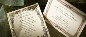 richmond personalised wedding invitations the letter press With luxury wedding invitations northern ireland