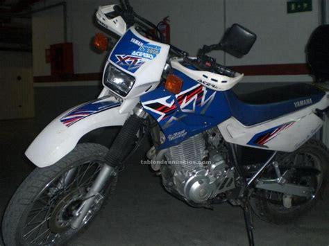 tablon de anuncios yamaha xt   trail motos segunda mano