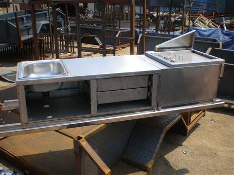 cer trailer kitchen ideas china stainless cing trailer kitchen sk09 photos