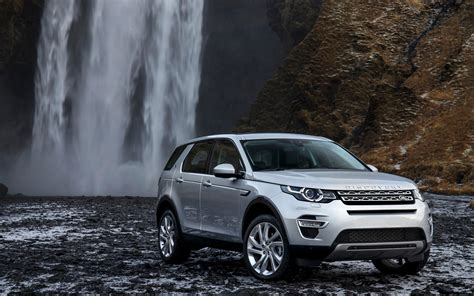 Land Rover Discovery Sport Backgrounds by Land Rover Discovery Sport 2015 Mission Polyvalence