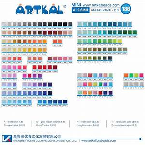 71 Bags New Color Set A 2 6mm Artkal Mini Beads Ab1000 N