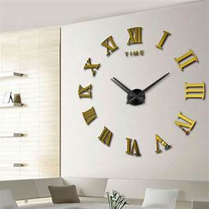 clocks awesome decorative wall clock oversized wall clock With unique modern wall clocks ideas for minimalist room