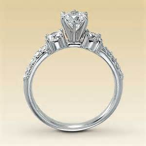 clearance 1 carat t w engagement ring - Clearance Engagement Rings