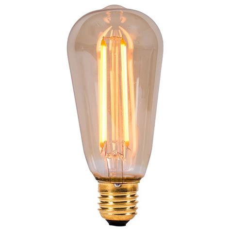bell lighting vintage 4w warm white non dimmable e27