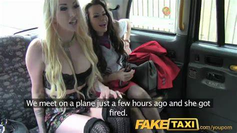 Hidden Cam Youthful Clown Bangs In Fake Taxi