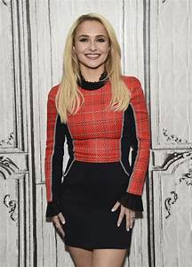 HAYDEN PANETTIERE at AOL Build Speakers Series in New York ...