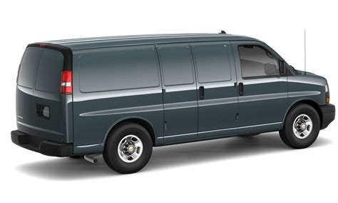 2019 Chevrolet Express by Shadow Gray Metallic Color For 2019 Chevy Express