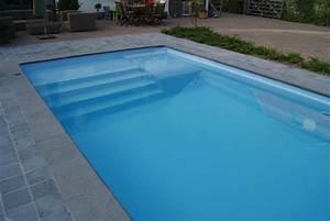 Prix Pose Liner Piscine 8x4 : piscine rectangulaire ~ Dode.kayakingforconservation.com Idées de Décoration