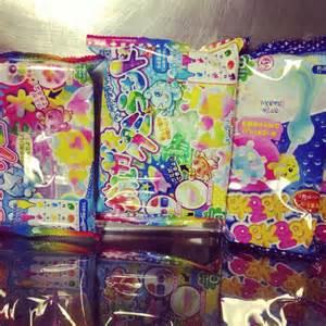 DIY Japanese Candy Kits