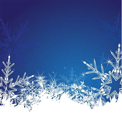 Blue Snowflake Background Images by Snow Winter Snowflake Background Season