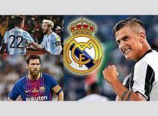 Paulo Dybala Makes Real Madrid Transfer Decision Because