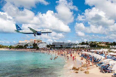 Extreme Aviation At Maho Beach St Maarten St Martin