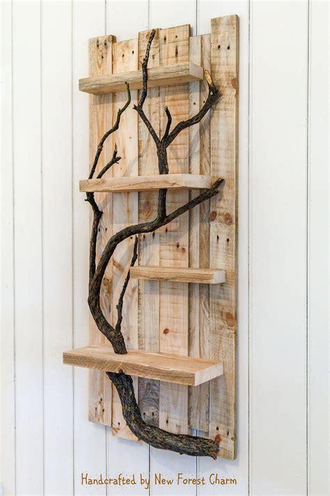 Mein Kleiner Garten Dekoration Und Kreatives by Rustic Home Decor Wall Reclaimed Pallet Shelves Wooden