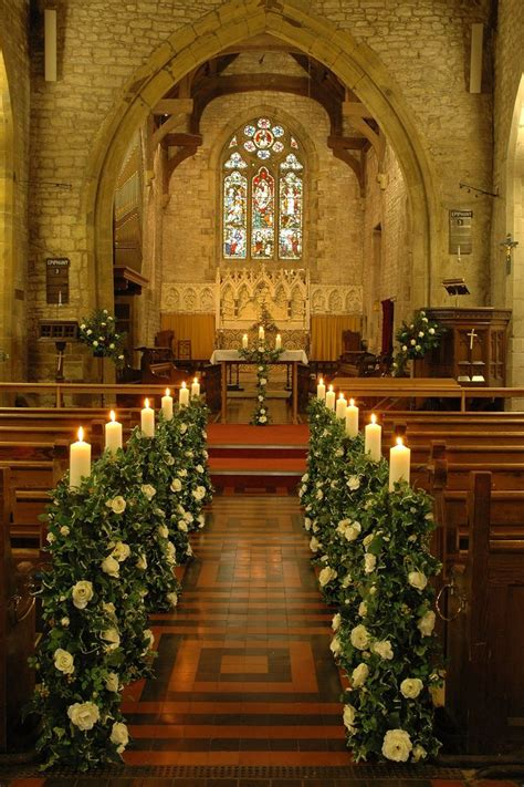 25 Best Ideas About Wedding Church Aisle On Pinterest