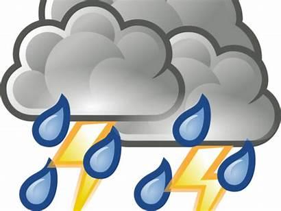 Clipart Thunderstorm Cartoon Storm Hail Transparent Clip