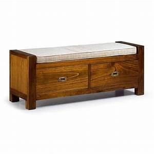 banc d39entree tali meuble a chaussures avec coussins With porte d entrée alu avec banc coffre pour salle de bain