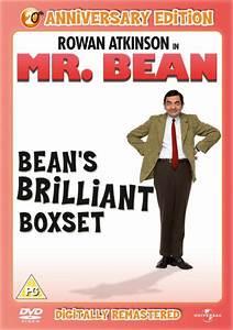 Mr Bean: Series 1, Volumes 1-4 - 20th Anniversary Edition