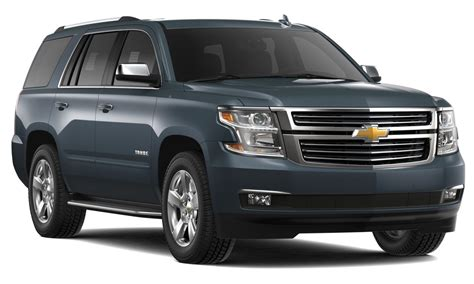 New Shadow Gray Metallic Color For 2019 Chevy Tahoe