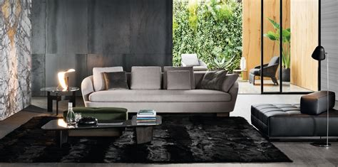 Pouf Jacques Collection By Minotti